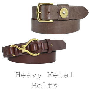 Heavy Metal Belts
