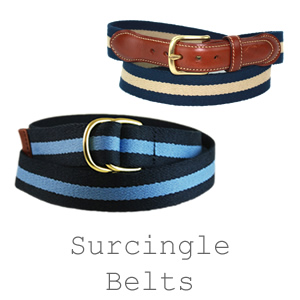 Surcingle Belts